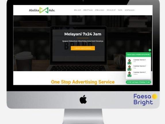 Project Abdikaadvertising FaesaBright.com