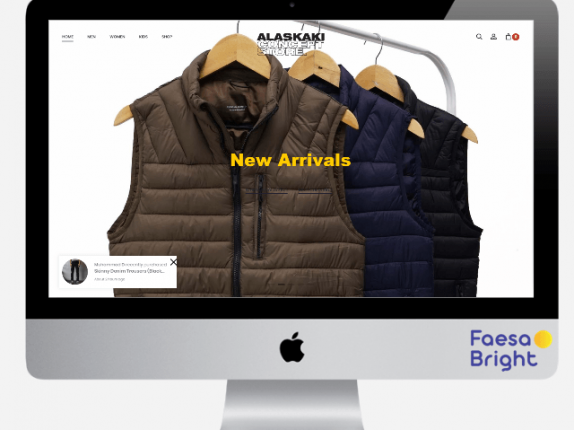Project Alaskakistore FaesaBright.com