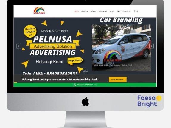 Project Pelnusaadv FaesaBright.com
