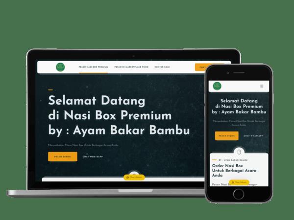 Ayambakarbambu.com