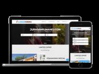 juraganrumahku.com mockup